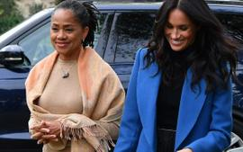Meghan Markle's Mother Will Not Spend Christmas With The Royals!