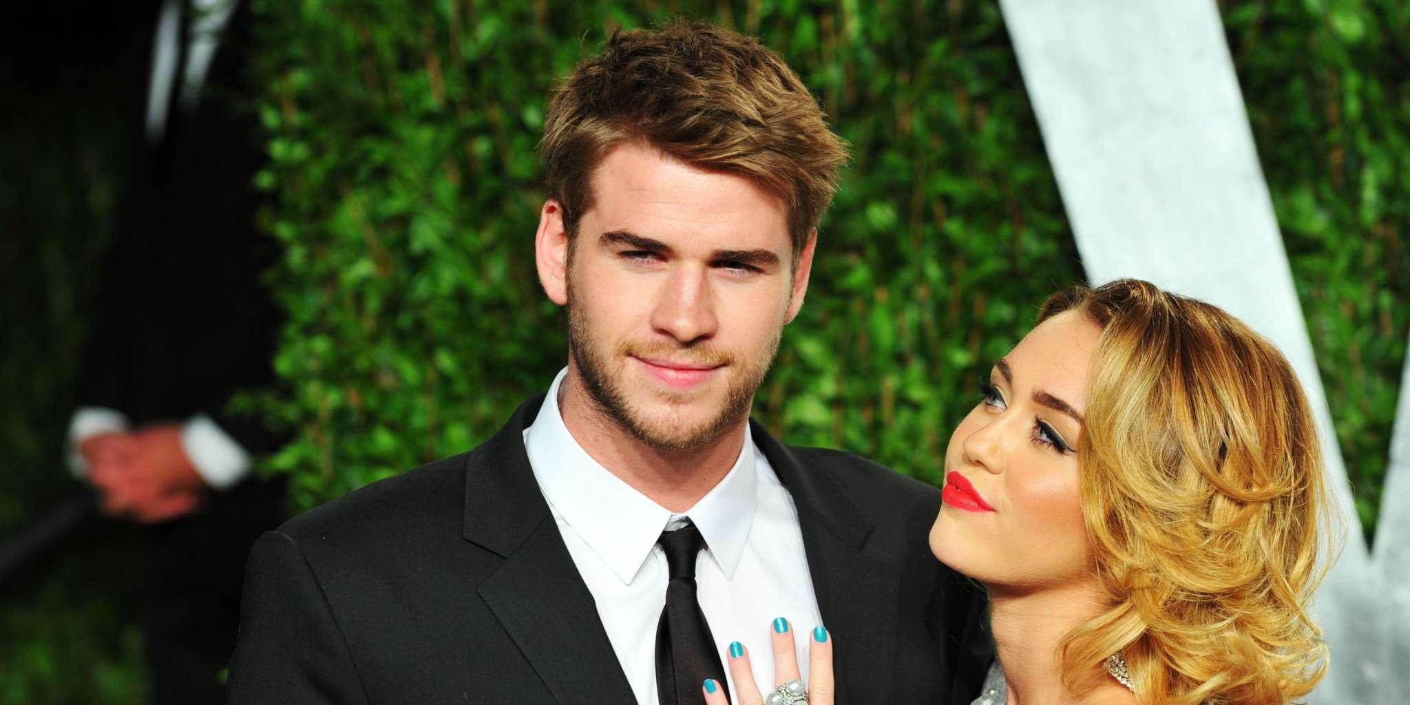 Miley Cyrus Confirms Marriage With Liam Hemsworth - Shares Stunning Wedding Pics!