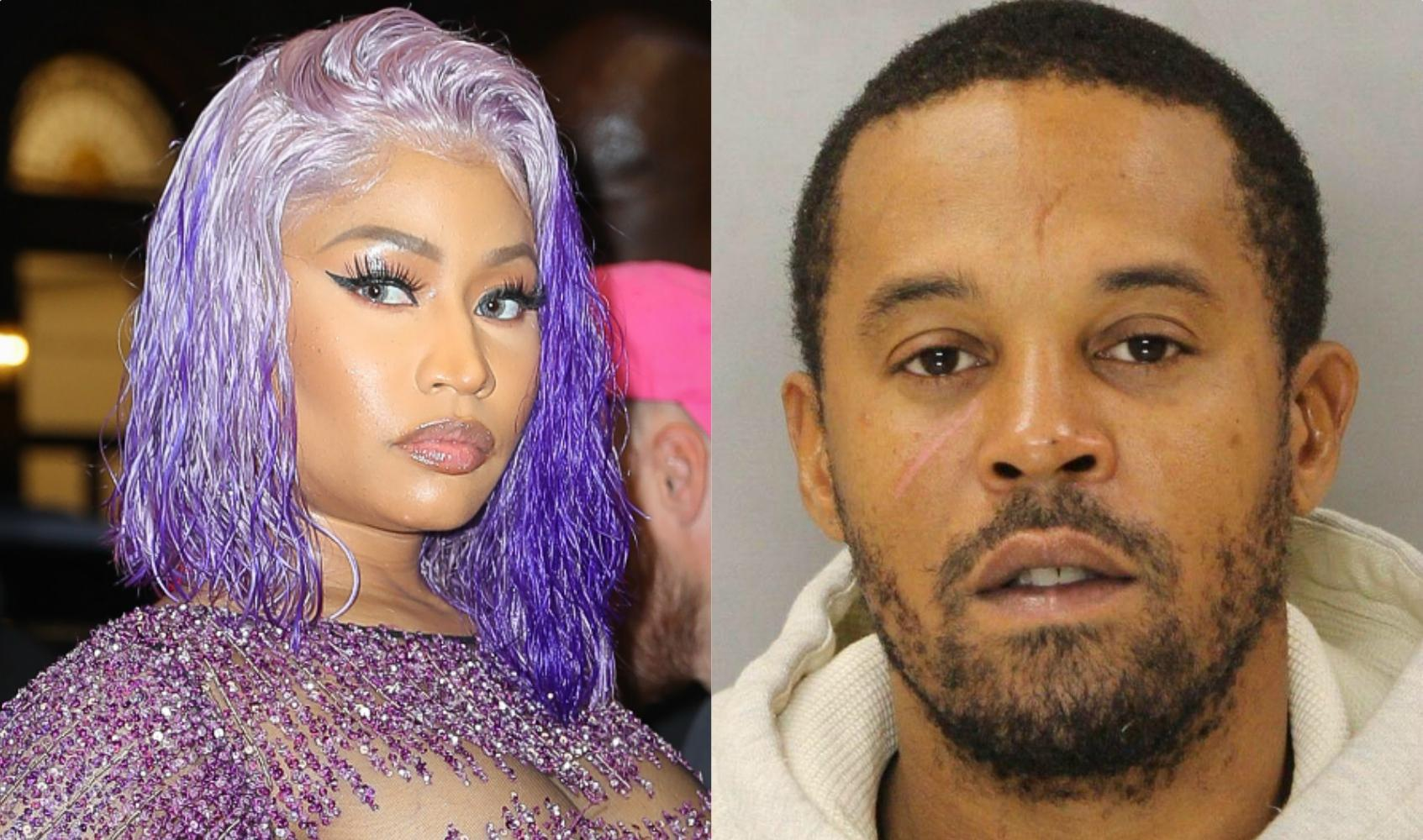 Nicki Minaj Tells Boyfriend Kenneth Petty She Loves Him By Writing It In The Sand After He Gets Tattoo Of Her Name!
