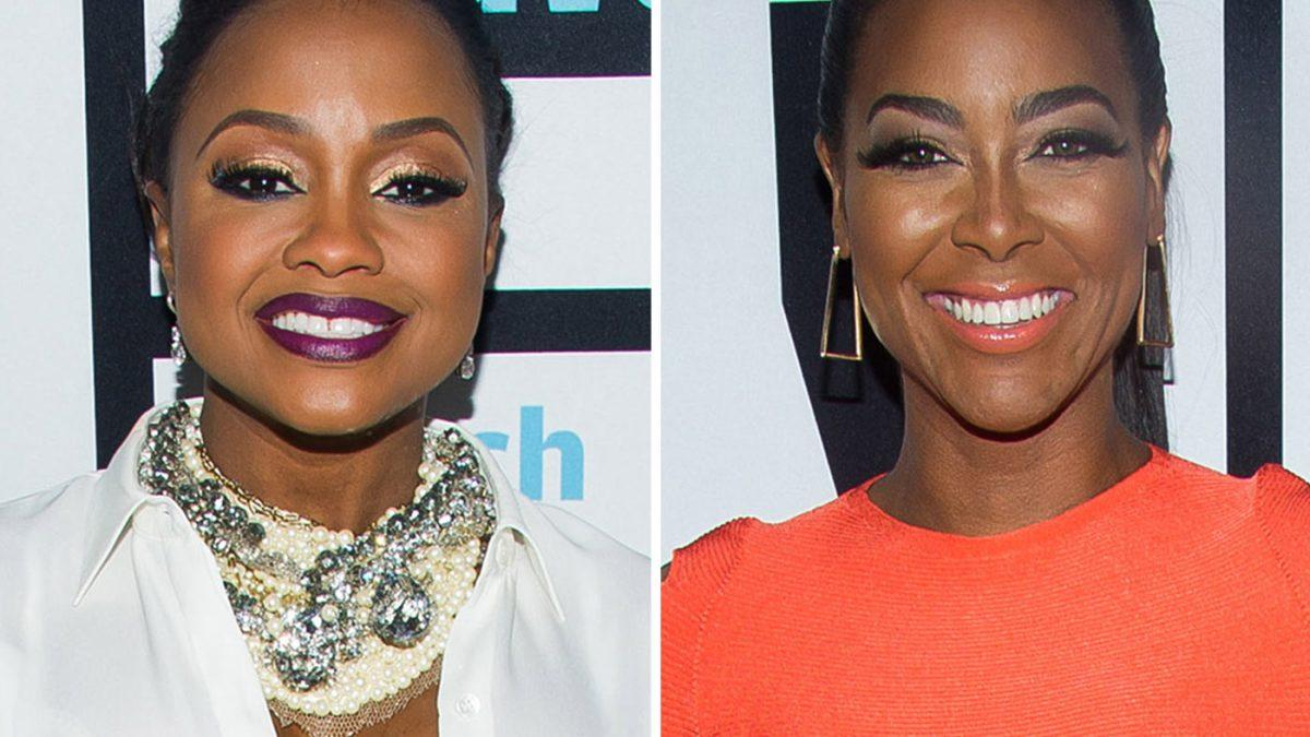 Phaedra Parks And Kenya Moore To Return To RHOA And Save The Show Amid Bad Ratings?