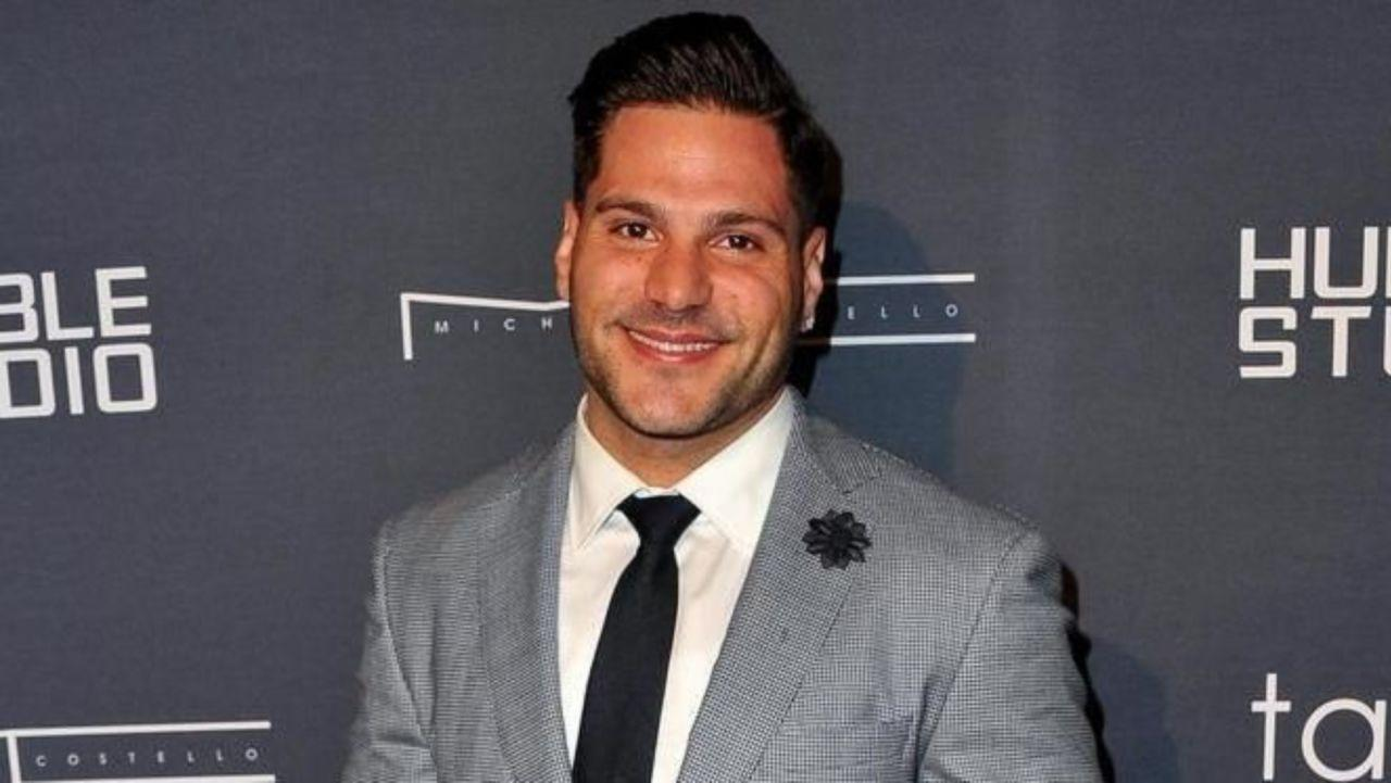 Ronnie Ortiz-Magro Posts Super Cute Pic With Baby Daughter Ariana - Fans Are Glad Jen Harley Is Not Featured!