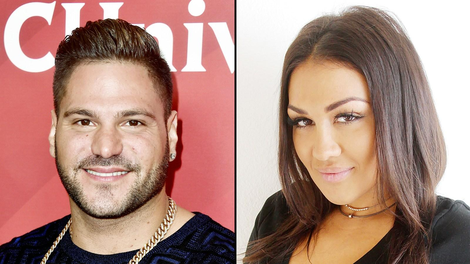 Ronnie Ortiz-Magro And Jen Harley Slam 'Fake News' And Prove They Spent Christmas Together!