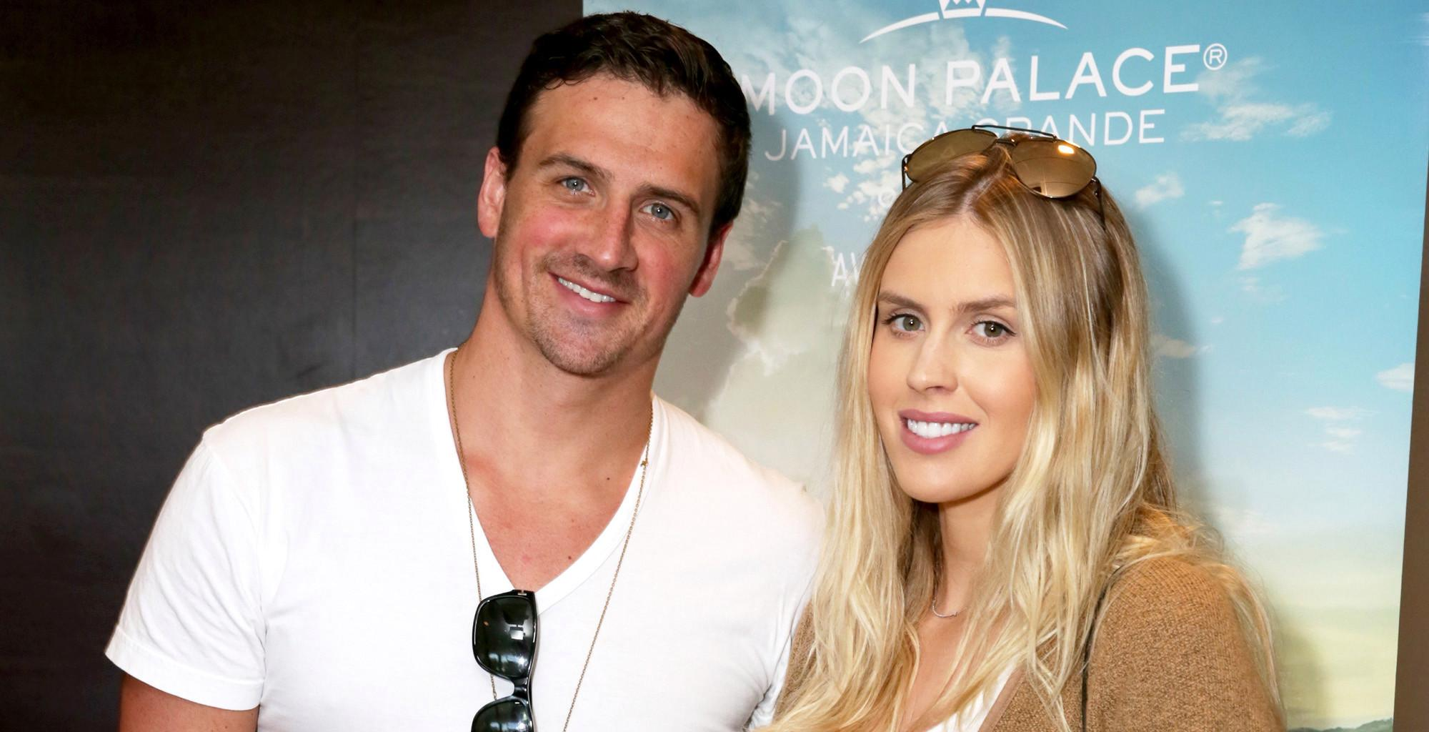 Ryan Lochte And Wife Kayla Rae Reid Share Cute Gender Reveal Video For Second Addition To The Family!