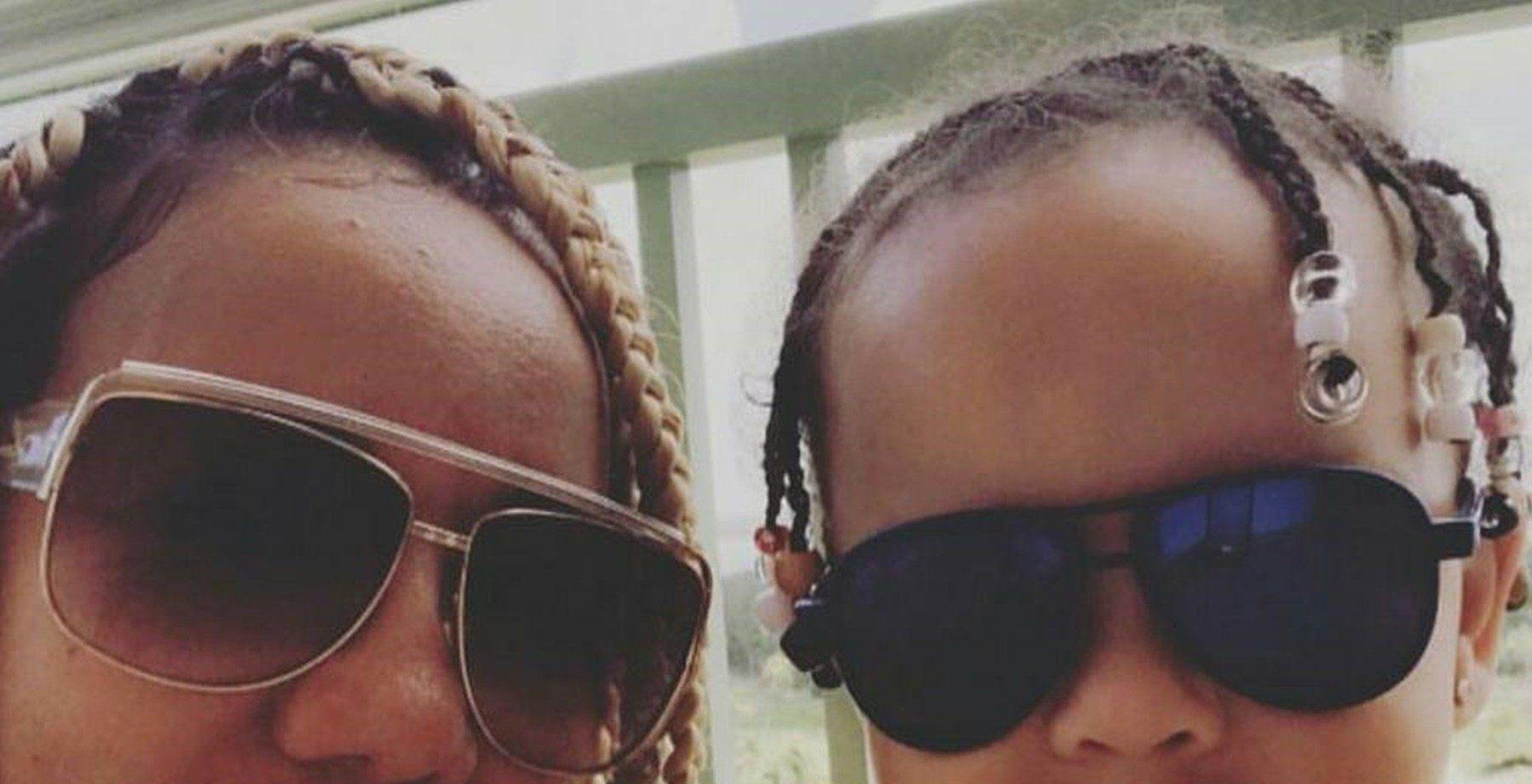 Tiny Harris And T.I. Bond With Baby Heiress In Adorable Holiday Video - See How!