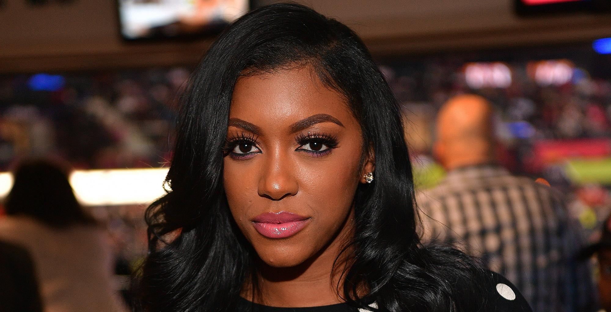 Porsha Williams Shares A RHOA Throwback Pic From Japan - Fans Call Her The Queen Of Fashion