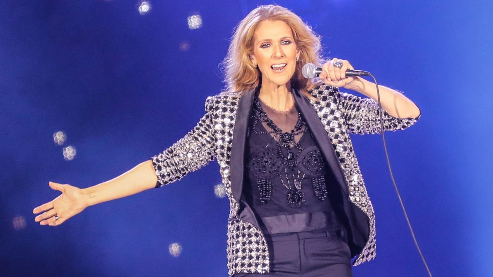 Celine Dion Shoots Back At Body Shamers Who Criticize Her For Being Too Skinny!