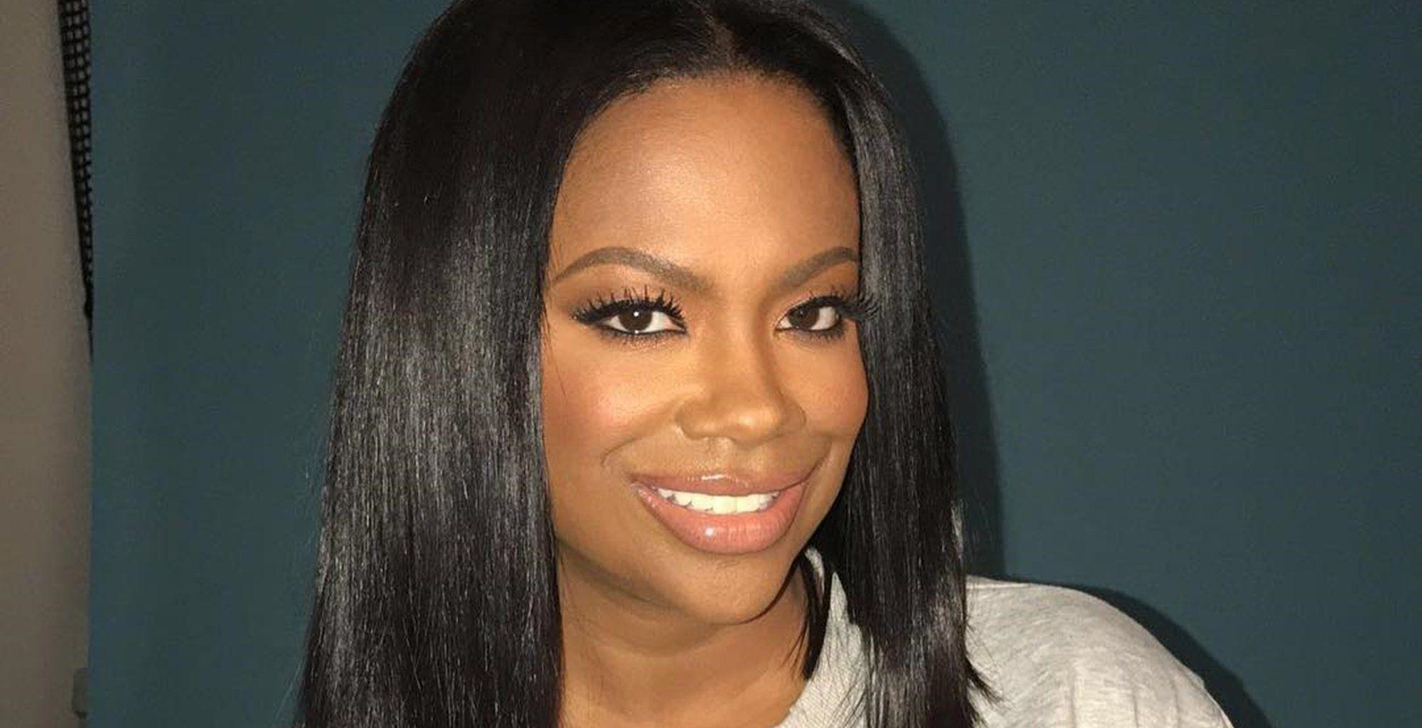 Kandi Burruss Proudly Recalls Her First Solo Album From 18 Years Ago And The Song That Has A 50 Cent Remix