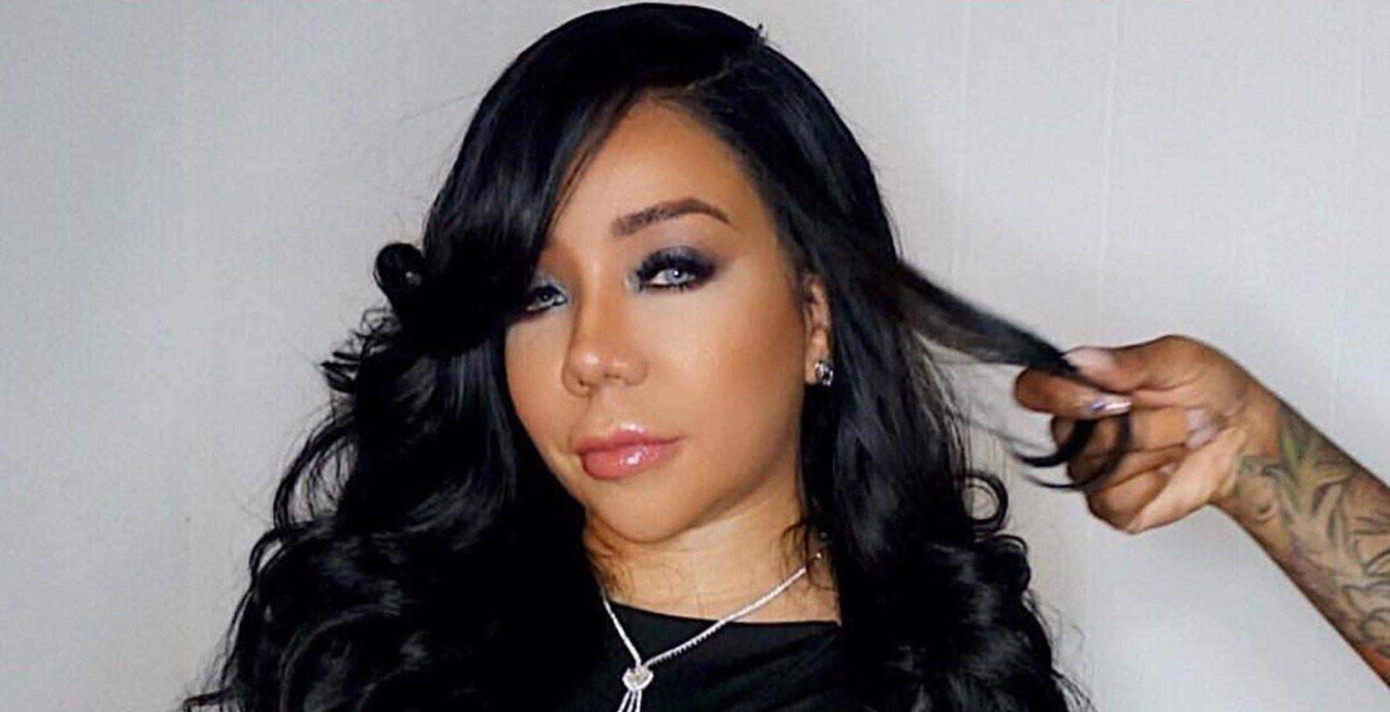 Tiny Harris Shares Her Secret For A Healthy & Strong Hair
