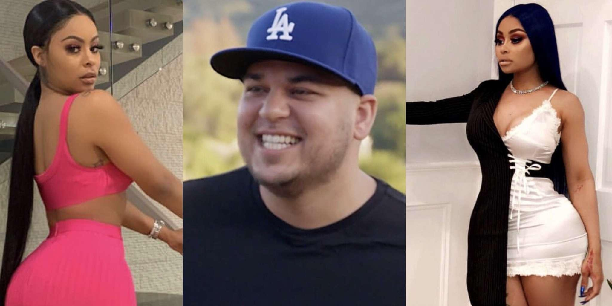 Rob Kardashian Shares A Video With Alexis Skyy And Has A Message For Fans About It Amidst Blac Chyna's Alleged Feud With The Woman