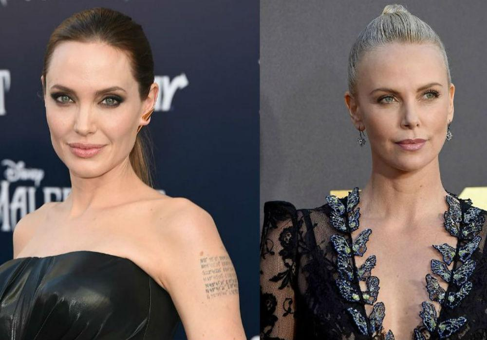 Angelina Jolie Has Been Feuding With Charlize Theron For Years, New Romance With Brad Pitt Will Only Make It Worse
