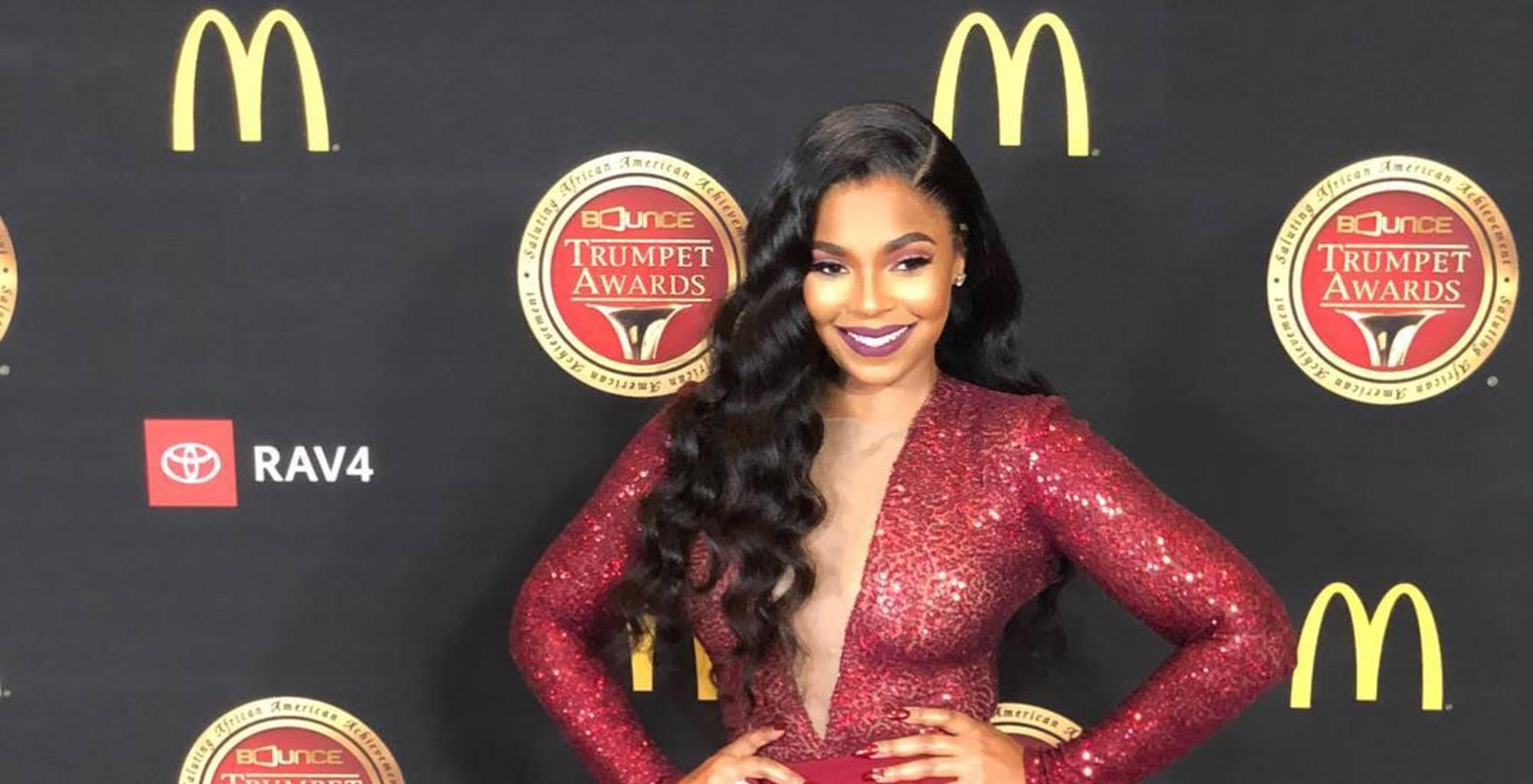 Ashanti Looks Like She Is Dripping In Honey Via New Pictures -- Ja Rule's Collaborator Is Total 'Body Goals' For Her Fans
