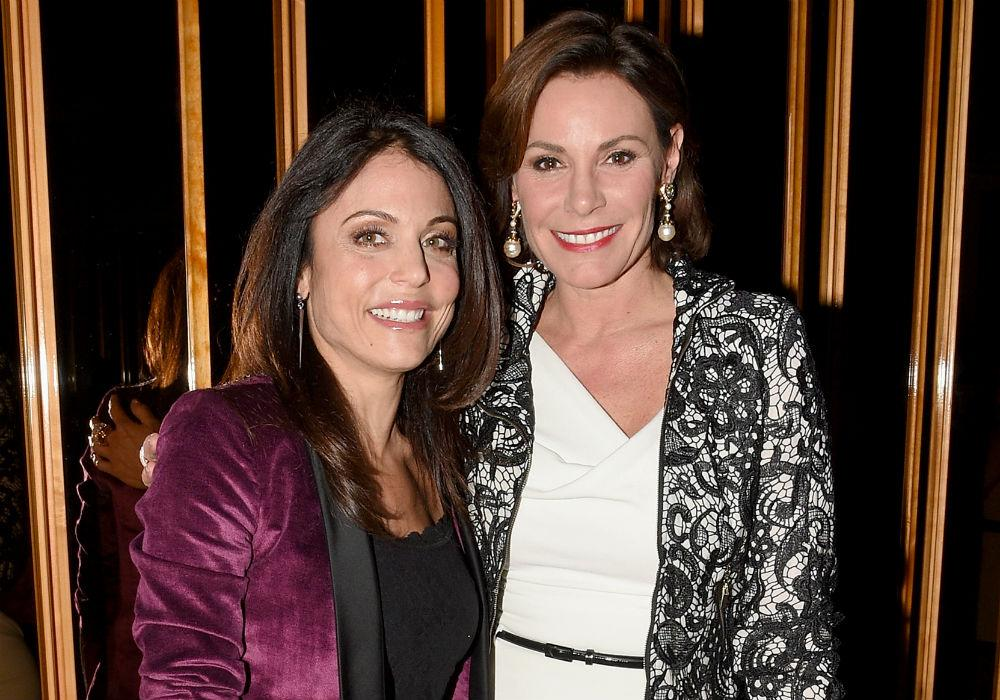 Bethenny Frankel And LuAnn De Lesseps At War During Season 11 Of RHONY!