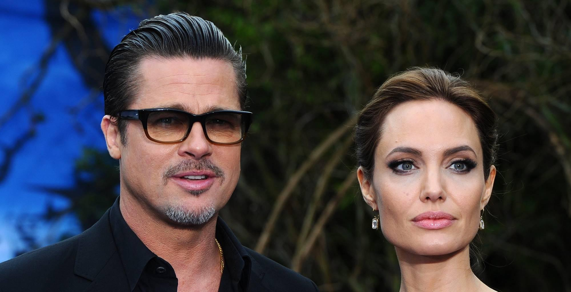Angelina Jolie Reportedly Believes Her Children Are Morphing Into Brad Pitt