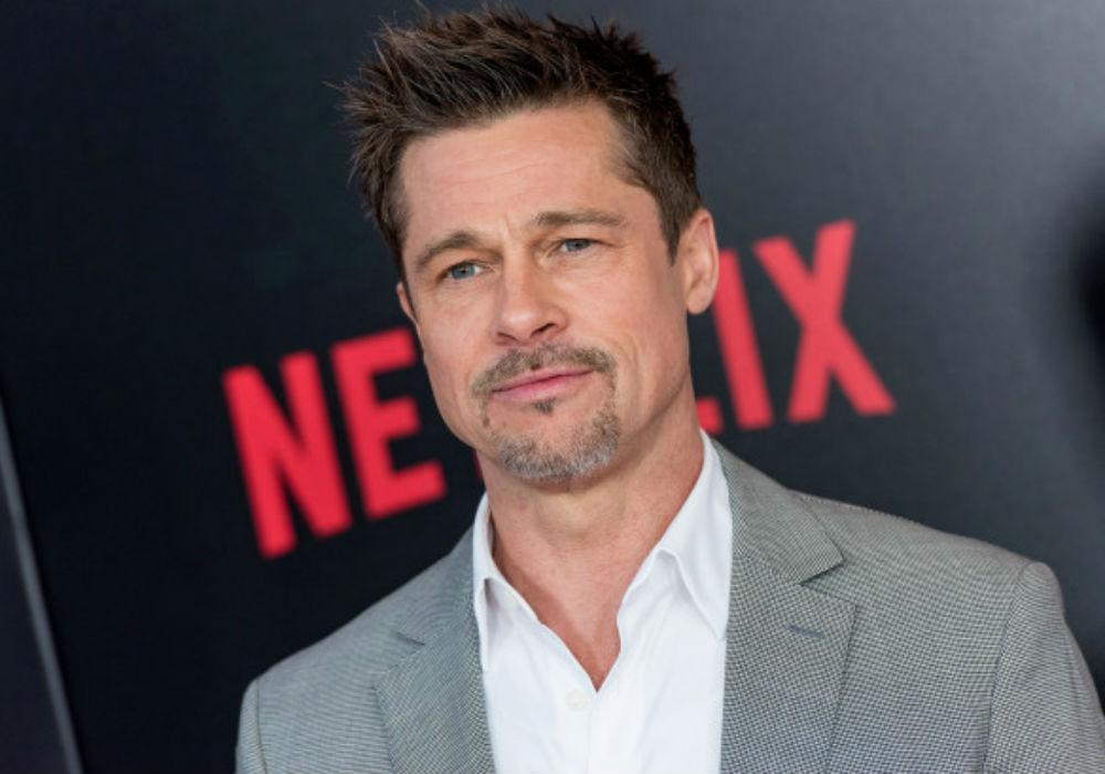 Brad Pitt Spotted Supporting Chris Cornell's Children At A Tribute Concert To The Late Singer