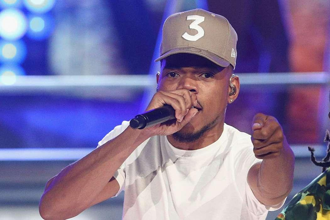 Chance The Rapper Says Sorry For Collaborating With R. Kelly