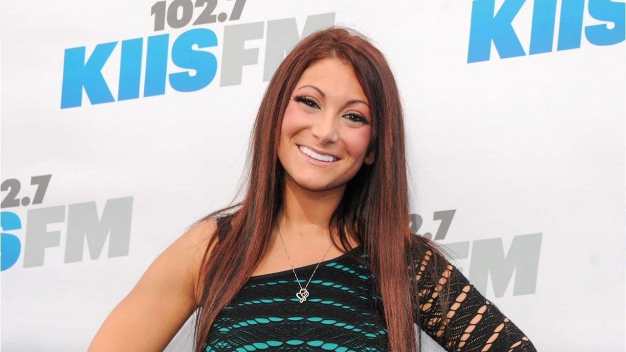 Deena Cortese Gets Candid About Her 'Struggle' With Being A New Mom
