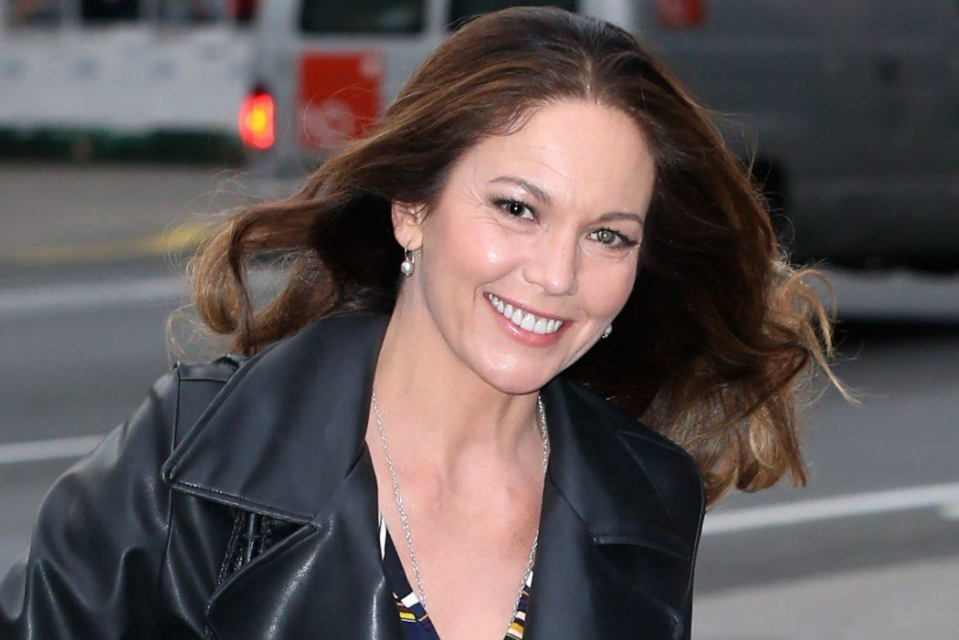 Diane Lane Freaked Out After Discovering Matthew McConaughey Crushed On Her At One Time