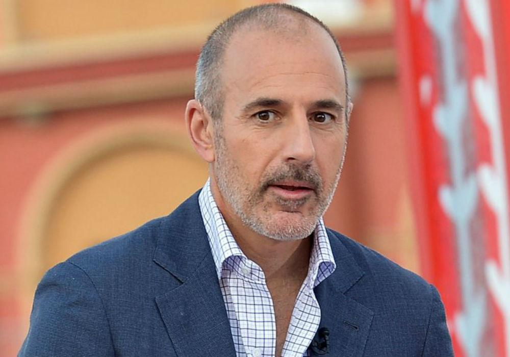 Former Today Show Anchor Matt Lauer Reportedly Planning A Comeback With Bryant Gumbel