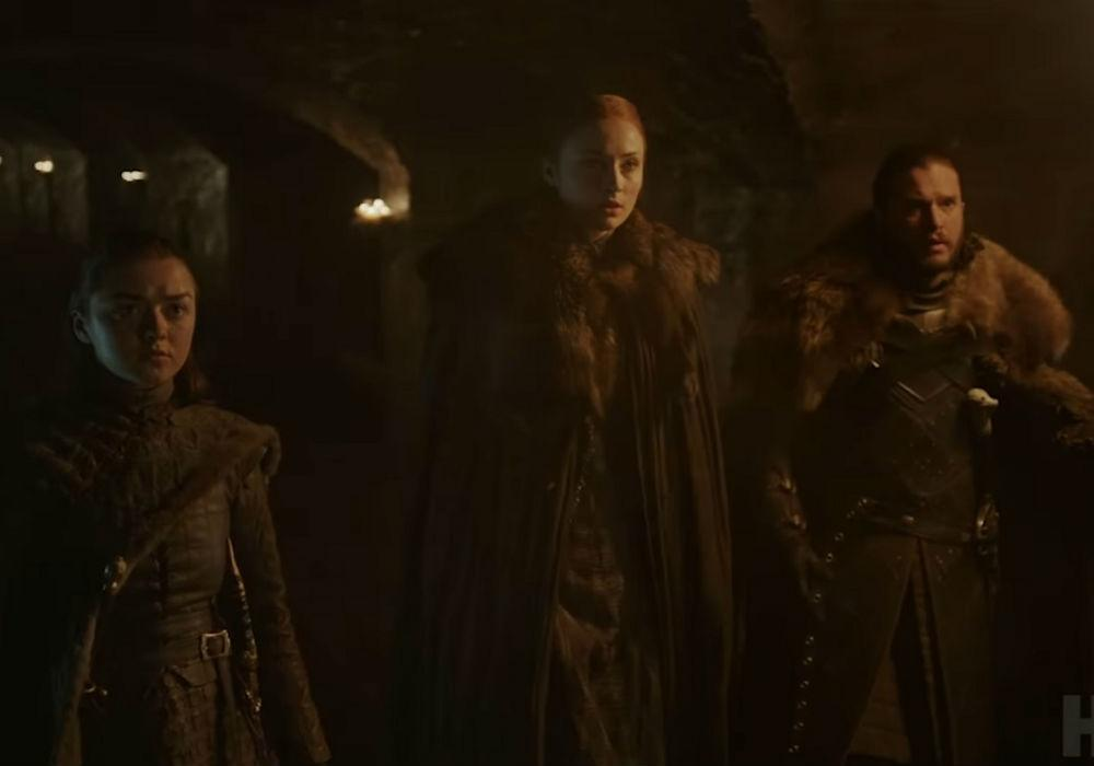Game Of Thrones Drops First Official Season 8 Teaser, What Does It Mean For The Stark Kids?