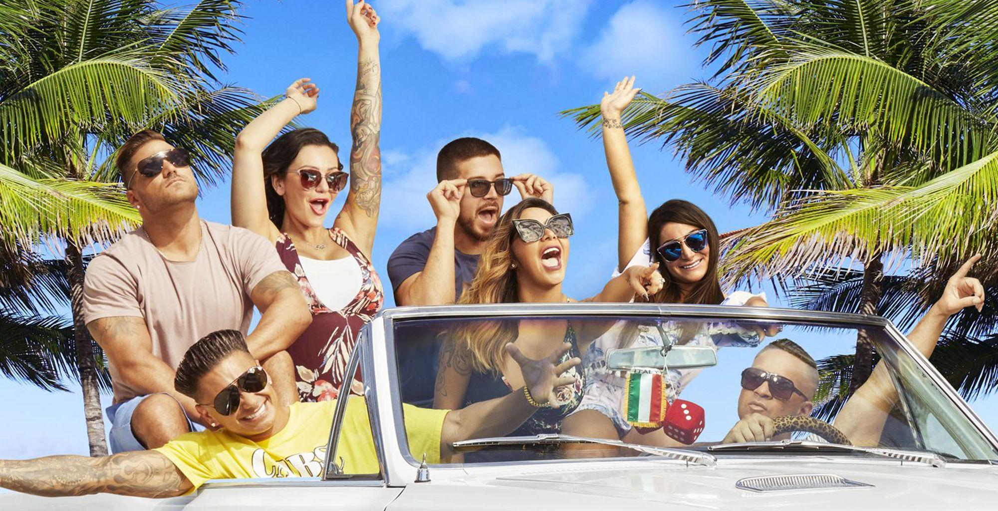'Jersey Shore Family Vacation' Season 3 Has Officially Started Filming Amid Cast Drama!