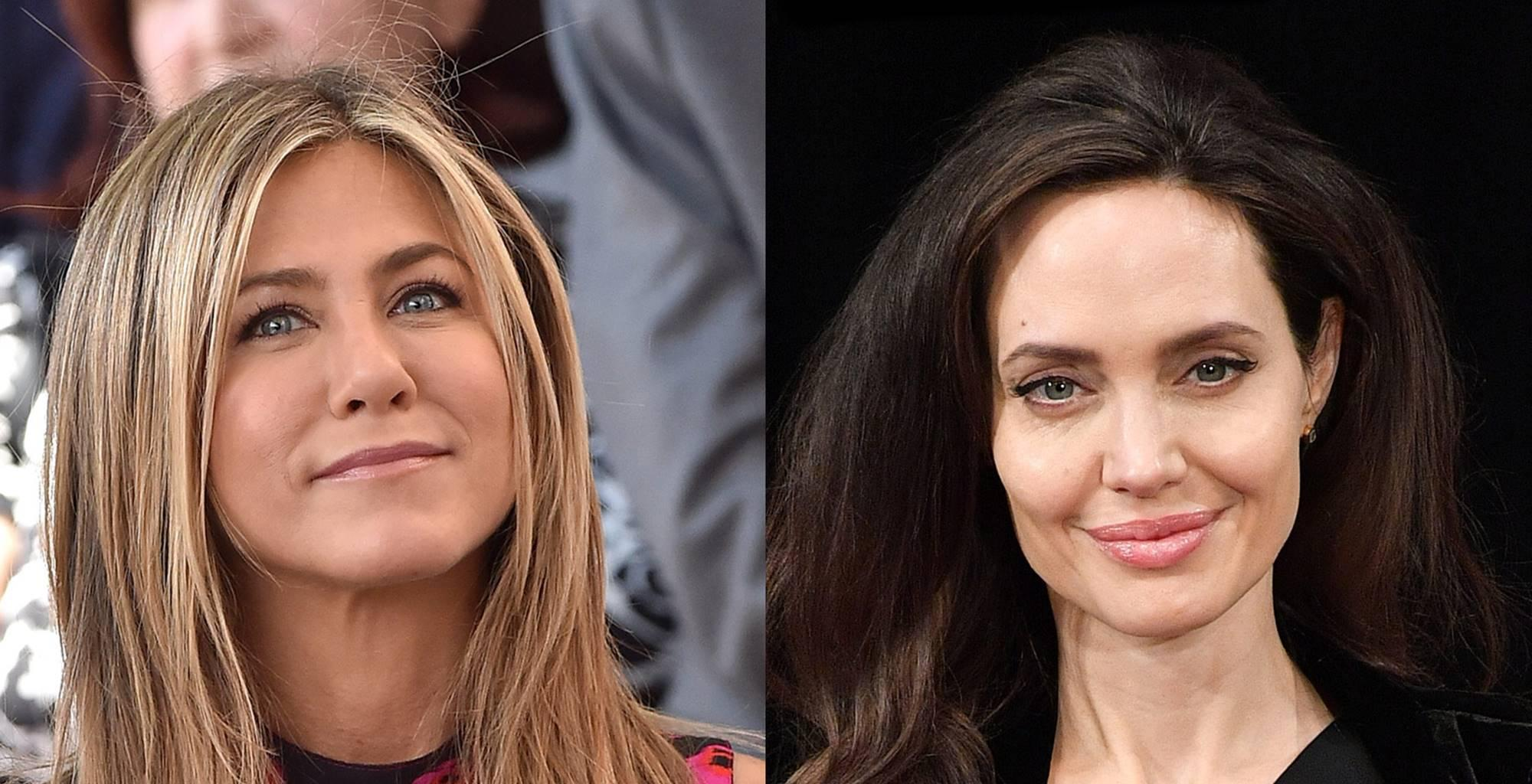 'Jealous' Angelina Jolie Not Happy About Brad Pitt Dating Charlize Theron Rumors -- Another Ex Of The 'Fight Club' Actor Just Does Not Care