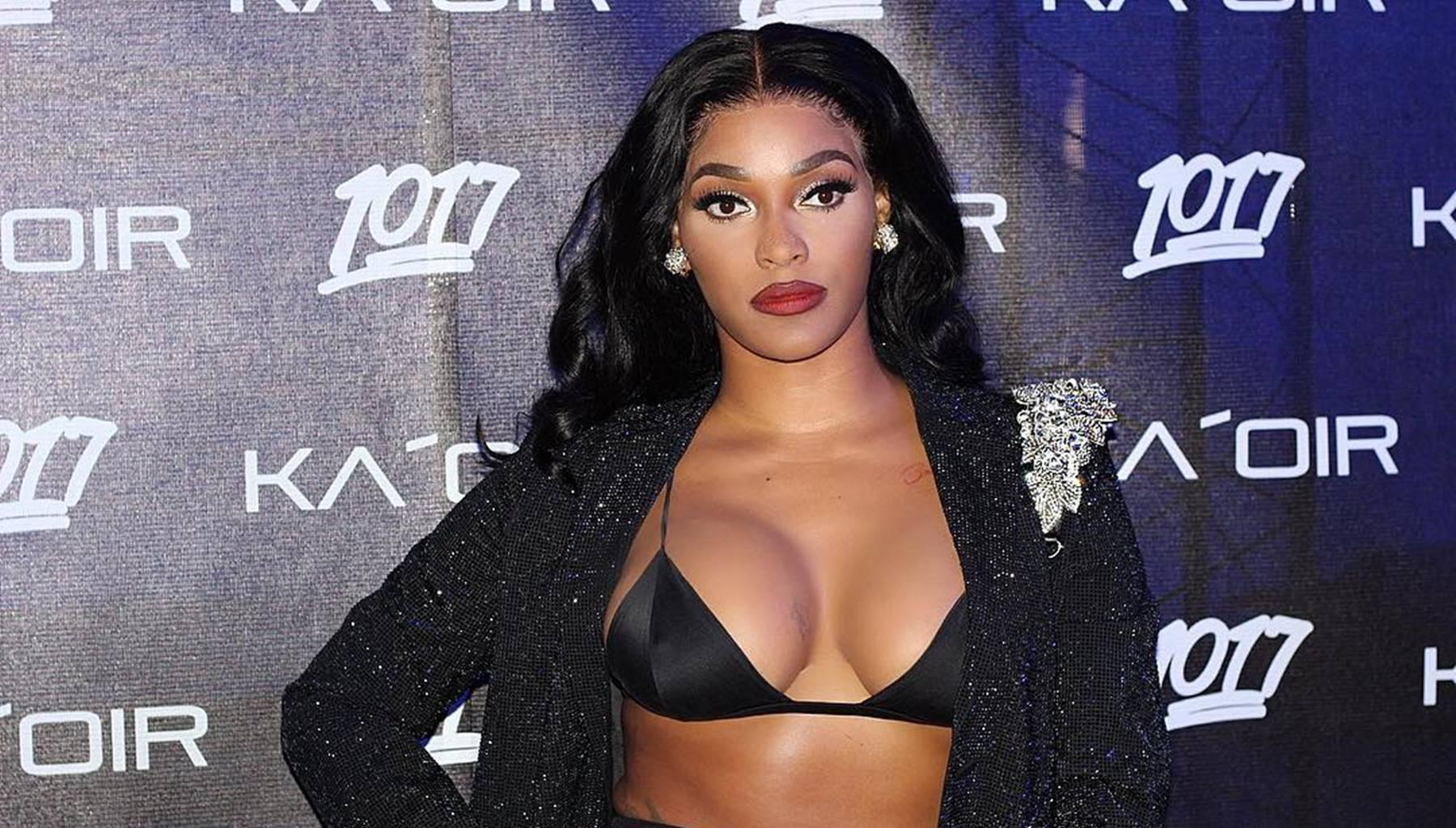Joseline Hernandez Has A New Man And His Name Is DJ Stevie J -- Check Out The Photo That Has Some Fans Of The 'Love And Hip Hop: Atlanta' Star And Her Baby Daddy Angry