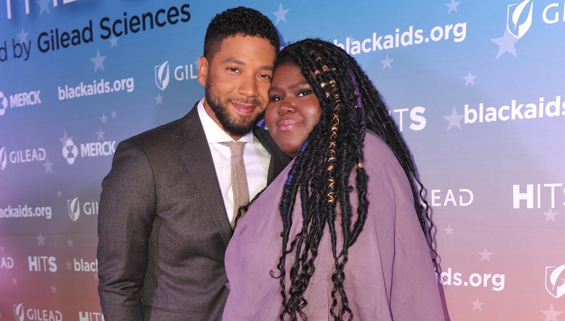 Gabourey Sidibe Sends Love To BFF Jussie Smollett With Sweet Video After Vicious Attack -- Terrence Howard Also Backed His 'Empire' Co-Star