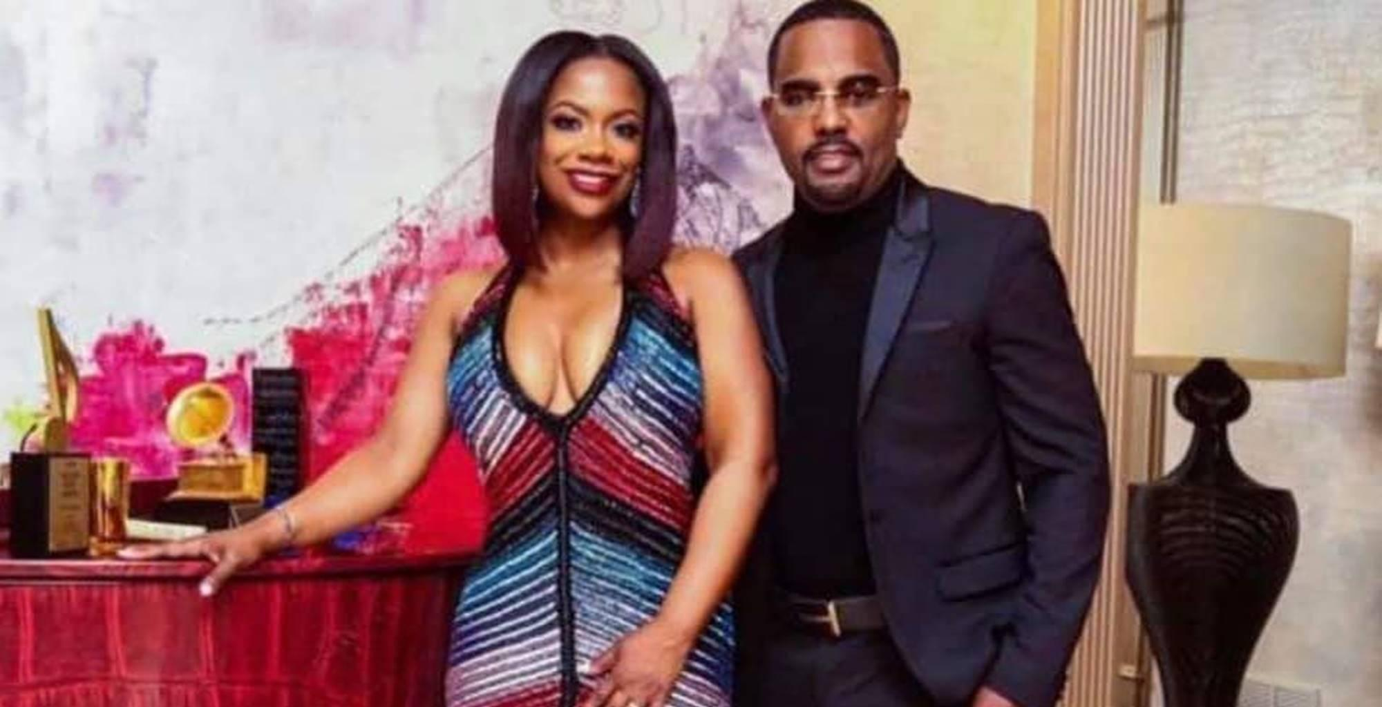 'RHOA' Fans Slam Kandi Burruss For Focusing On Money In New Year's Message Accompanied By Her Children -- Riley, And Ace Tucker