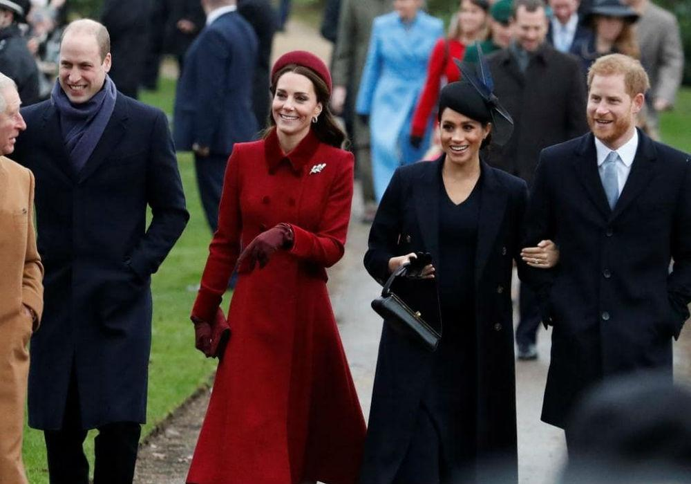 Kate Middleton And Meghan Markle Dubbed The 'Least Hardworking' Royals Amid Feud Rumors