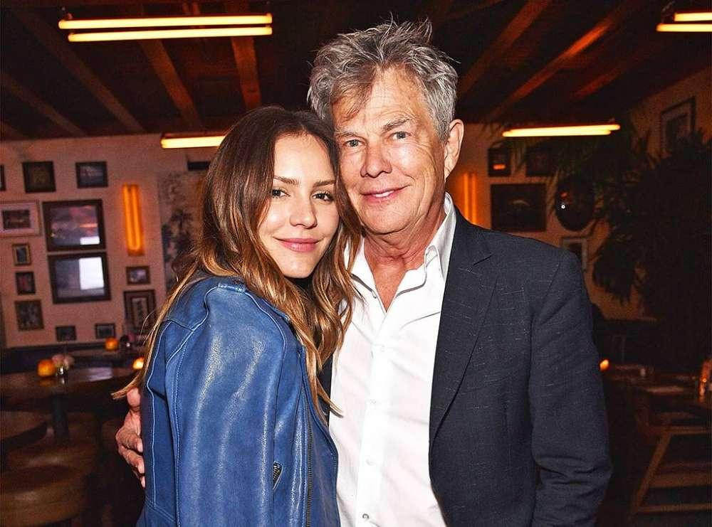 Katharine McPhee Talks Back To Troll Who Thinks Her Upcoming Marriage To David Foster Is Already Doomed