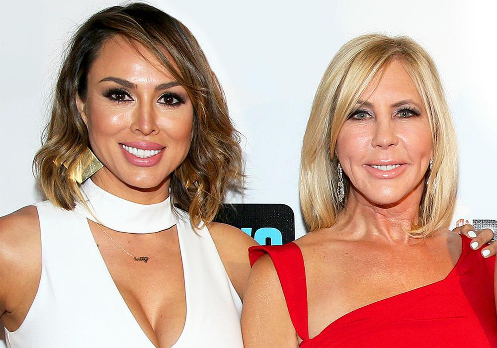 Kelly Dodd Unloads On Vicki Gunvalson! RHOC Co-Star Claims Her Latest Facelift Is A 'Malfunction'