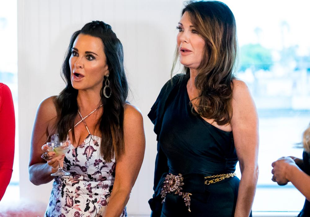 Kyle Richards And Ken Todd's Fight Is Like Nothing RHOBH Fans Have Seen Before Claims Inside Sources