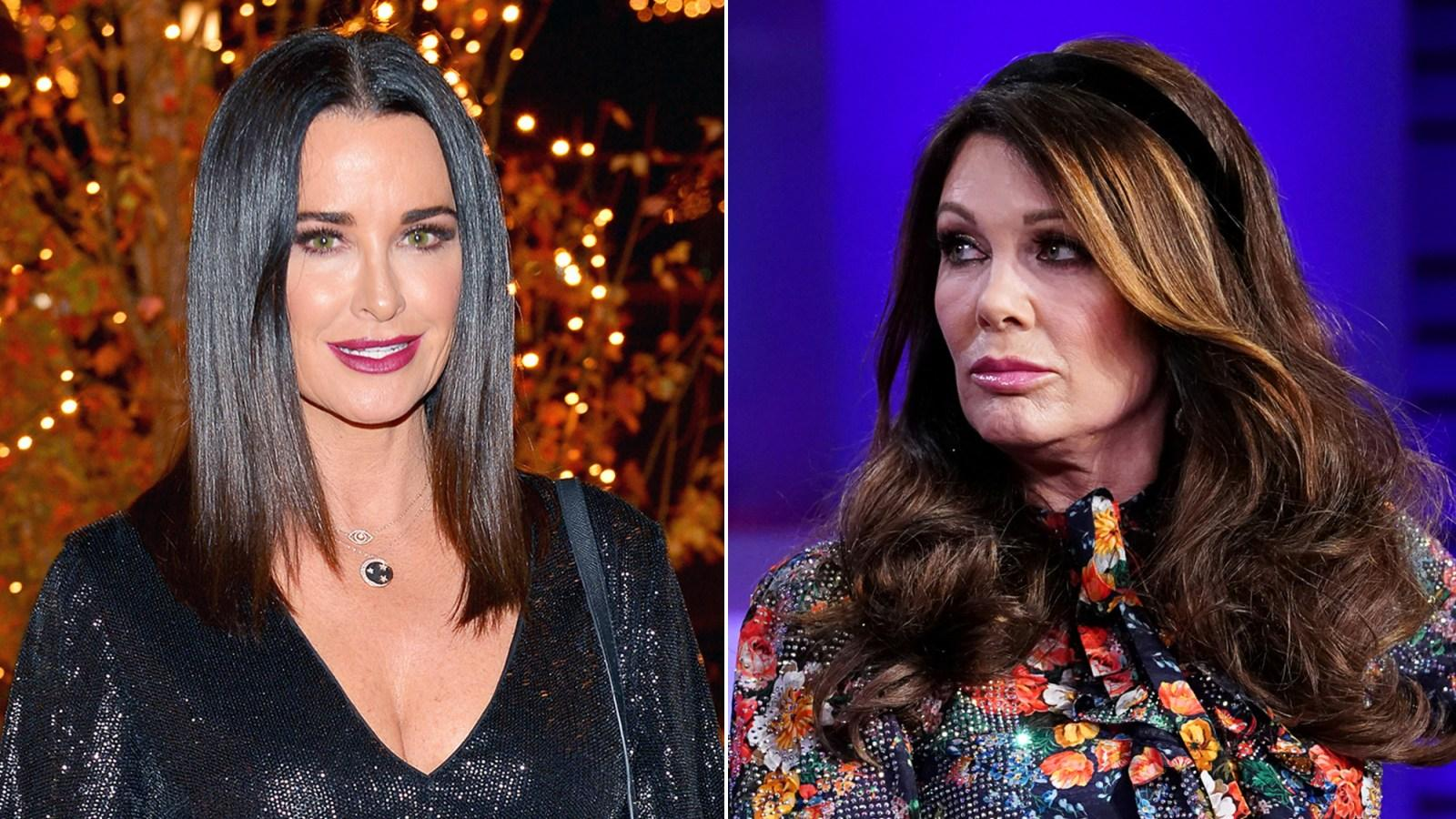 Lisa Vanderpump Reacts To Kyle Richards Dissing Her For Not Attending Andy Cohen's Baby Shower - Check Out Her Savage Response!