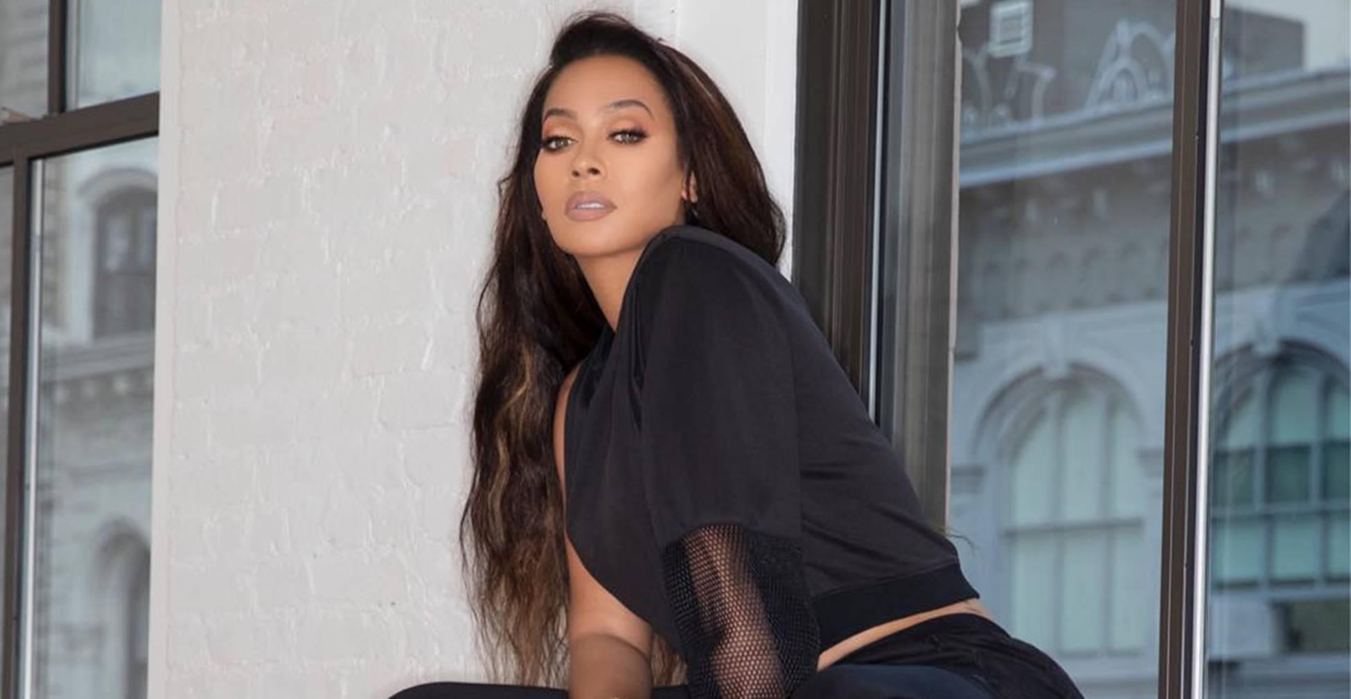 La La Anthony Flaunts Bikini Body In New Year Picture That Will Make Her Husband Carmelo Feel Lucky
