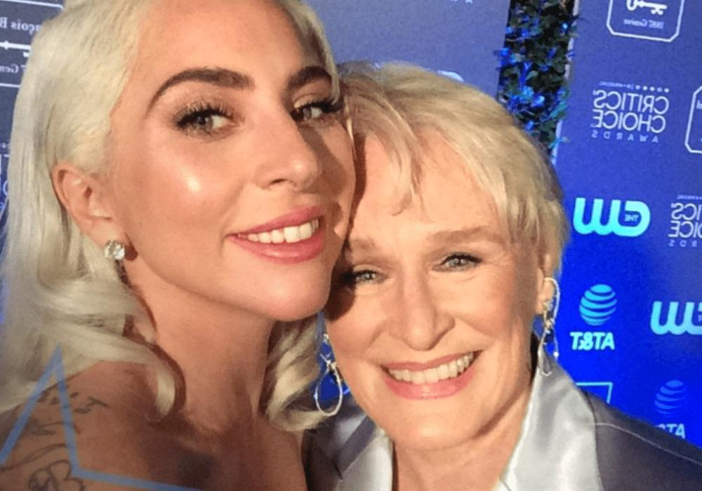 Lady Gaga And Glenn Close Tie For Critics' Choice Best Actress Award With 'A Star Is Born' And 'The Wife'