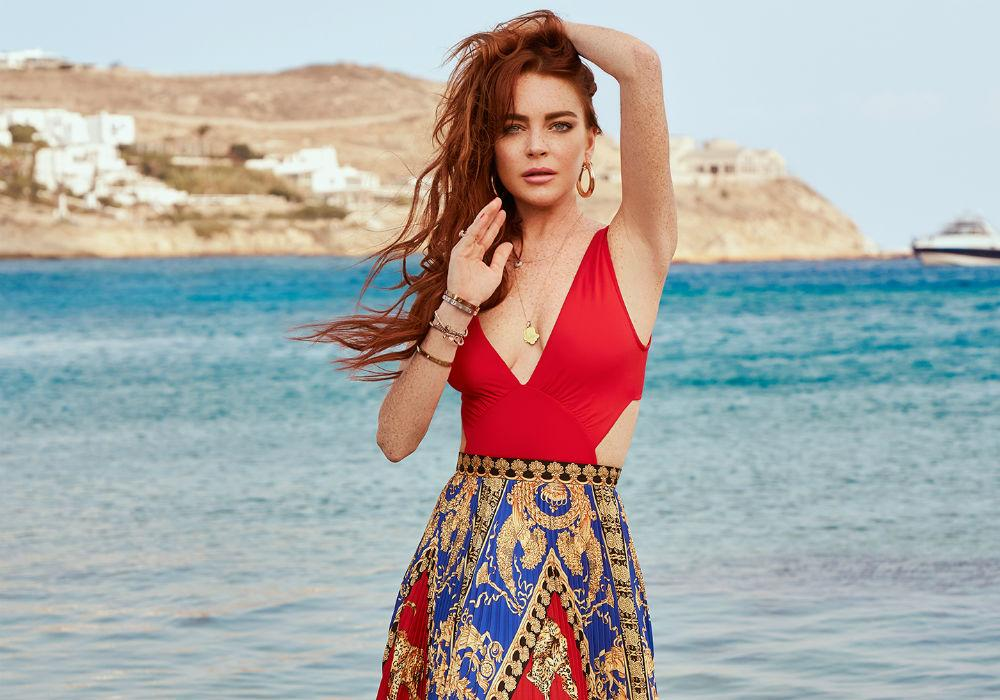 Lindsay Lohan Rips Her Beach Club Staff As She Continues To Party Despite Multiple Rehab Attempts