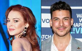Lindsay Lohan Denies Hooking Up With Jax Taylor -- 'Vanderpump Rules' Star Calls Her 'A Liar' On Twitter After She Claims She's Never Met Him!