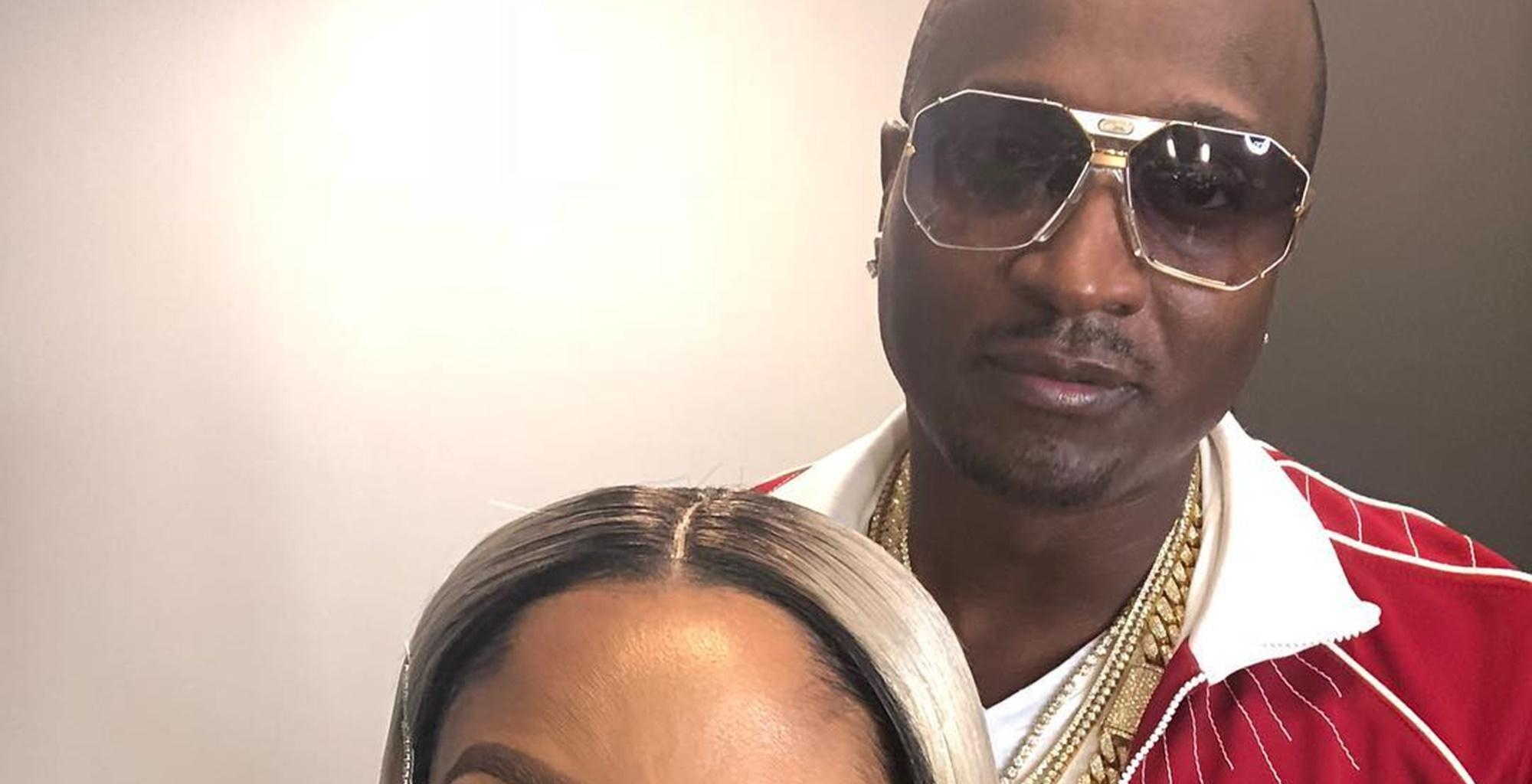 Rasheeda Frost's Latest Pics Have Fans Telling Her To Stop Wearing Blonde Wigs After Kirk Frost Also Gets Slammed For His Look