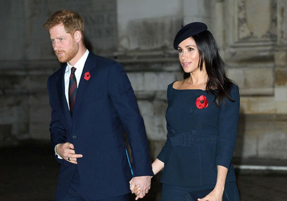 Meghan Markle And Prince Harry Baby Name Favorites Revealed! Will They Name Her Diana?