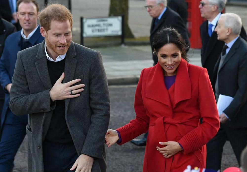 Meghan Markle and Prince Harry Skip Kate Middleton's Bday Party Amid Feud Rumors