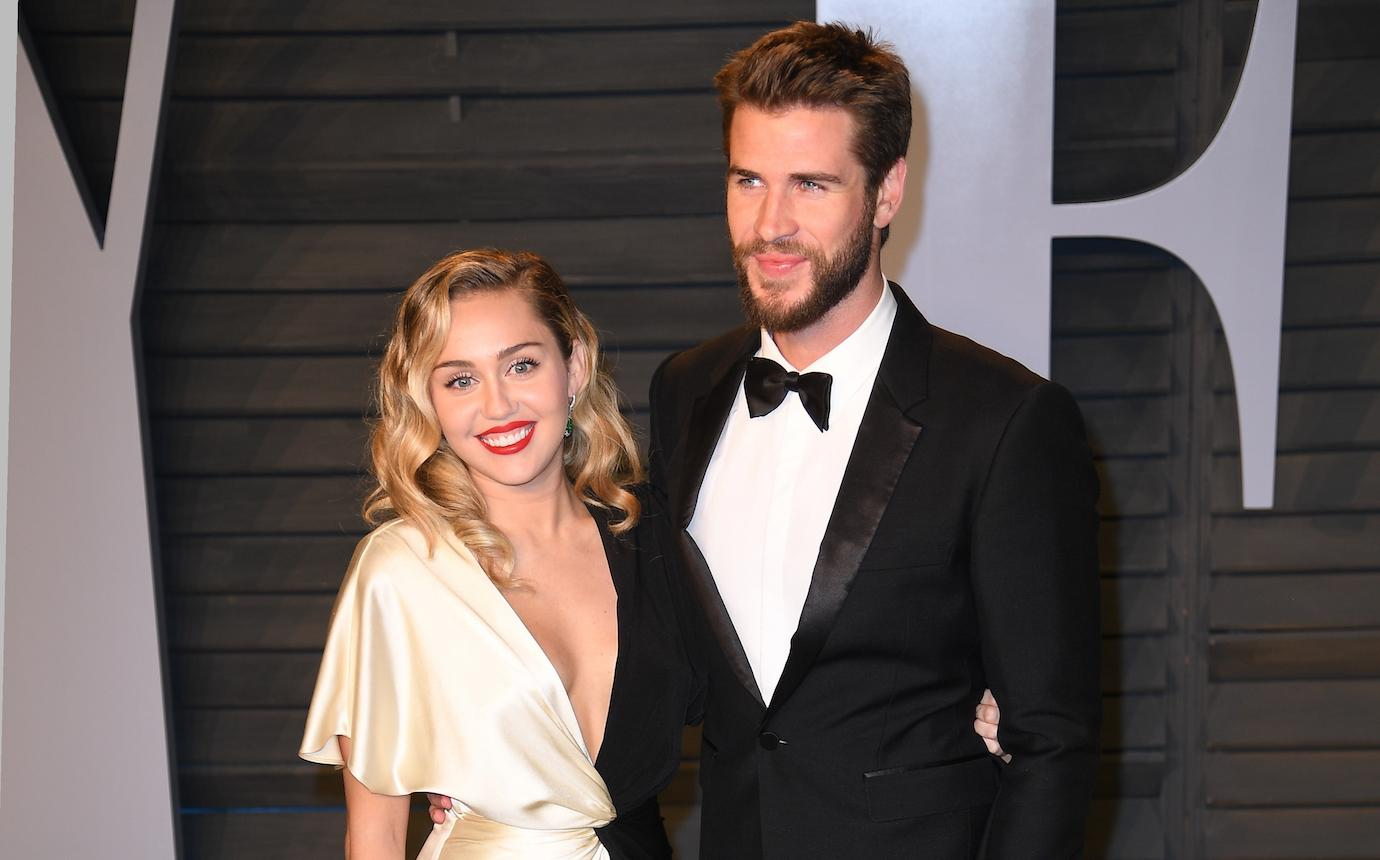 Miley Cyrus And Liam Hemsworth - Are They Mad At Friend Who Exposed Their Secret Wedding?