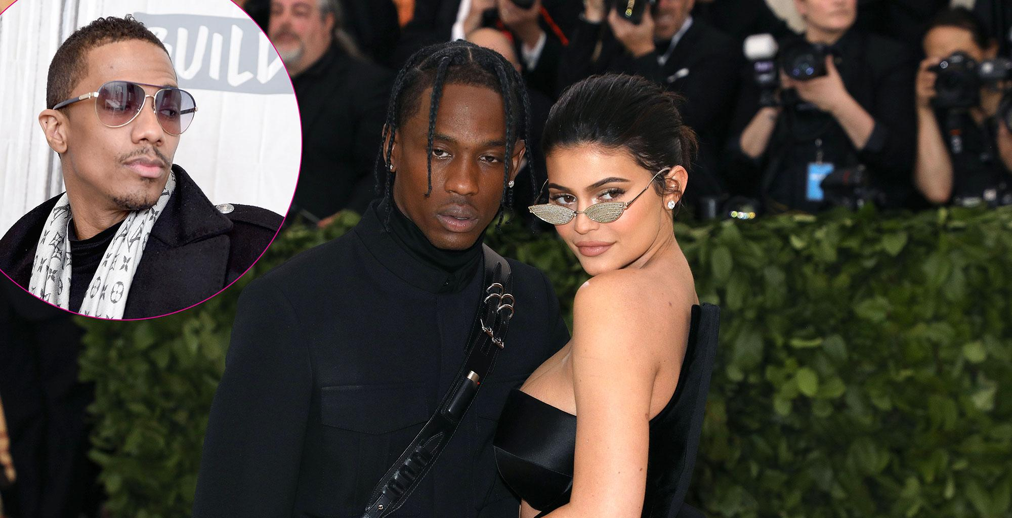 Travis Scott Is Reportedly Angry After Nick Cannon Shades His Romance With Kylie Jenner
