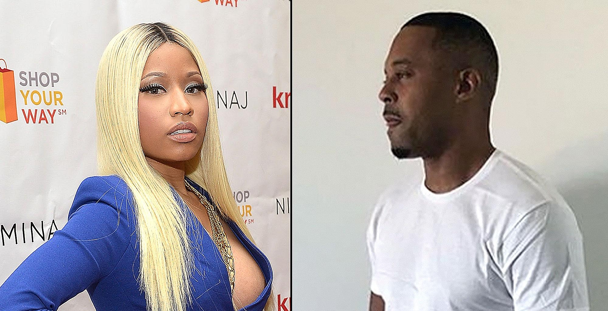 Nicki Minaj's Close Pals Trying To Convice Her To Slow Things Down With Kenneth Petty - They Are 'Worried!'