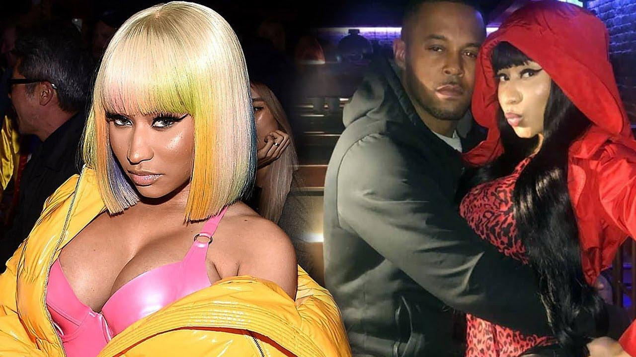 Nicki Minaj Sparks Pregnancy Rumors After Telling A Fan That She And Kenneth Have Already Chosen Baby Names