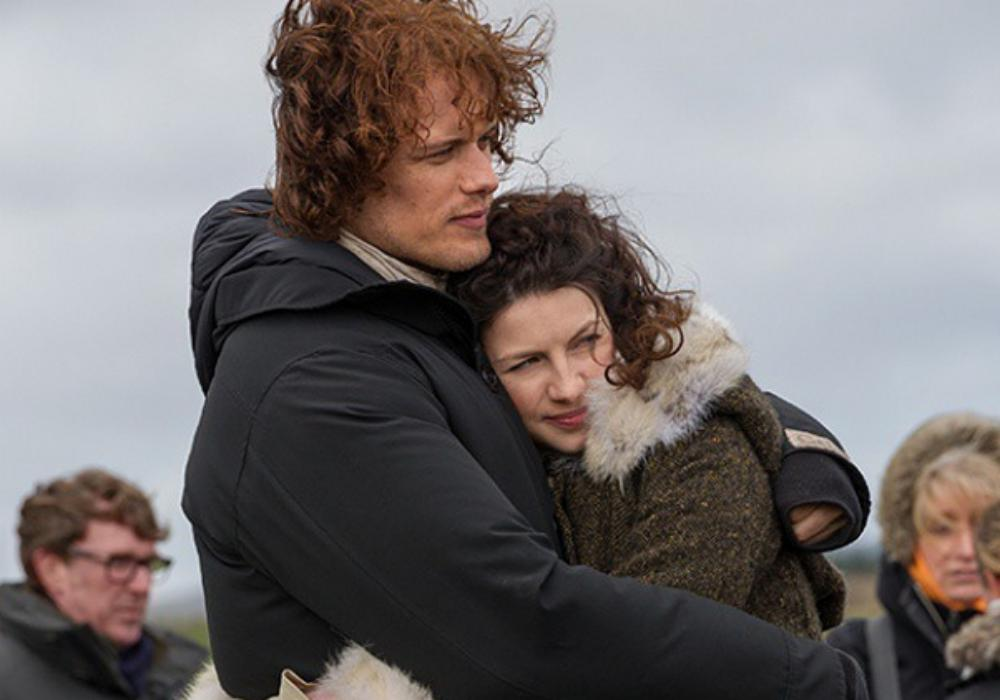 Outlander Season 5 Is Giving Fans A Chance To Appear With Sam Heughan And Caitriona Balfe