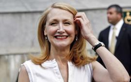 "Patricia Clarkson Says She Didn't Eat For ""10 Days"" Before The Golden Globes"