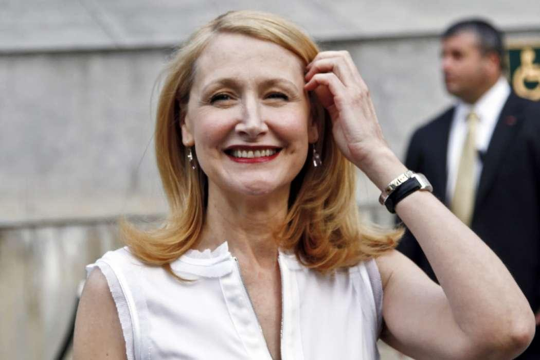 """Patricia Clarkson Says She Didn't Eat For """"10 Days"""" Before The Golden Globes"""