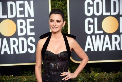 Penelope Cruz Travels The American And Spanish Awards Circuit As She Gears For Critics' Choice Awards