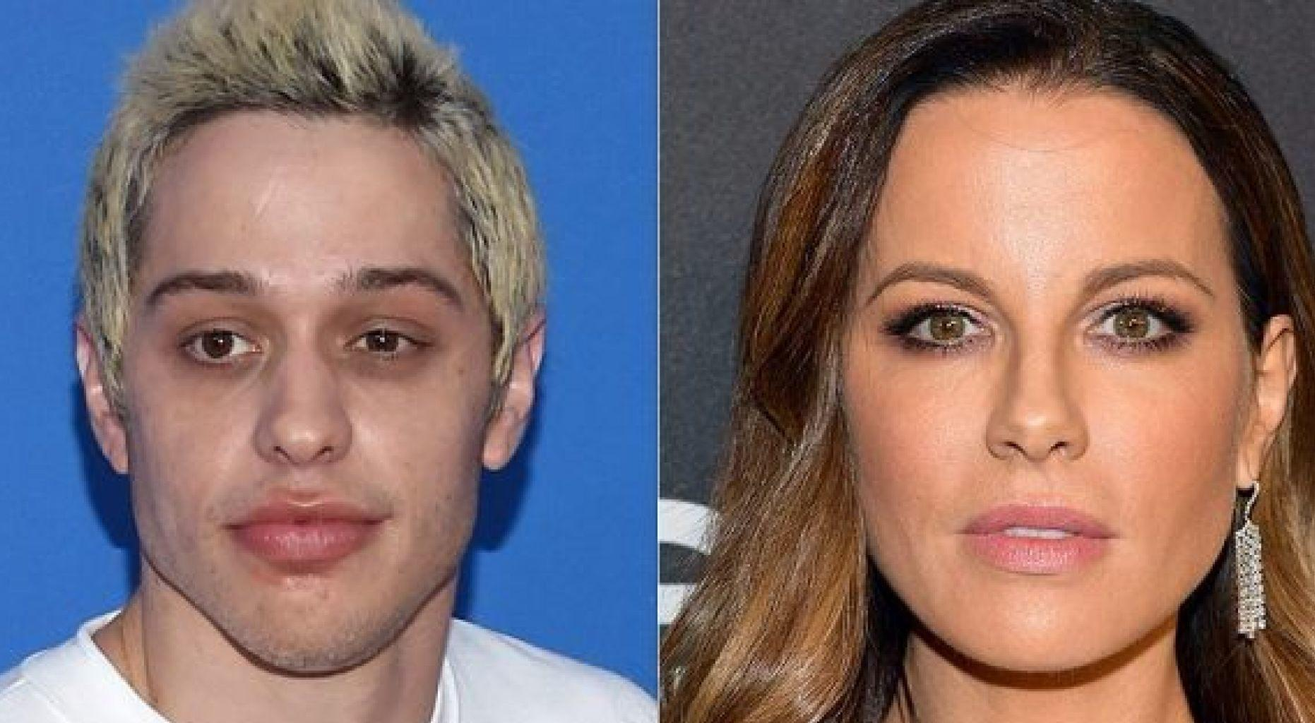 Pete Davidson Leaves Golden Globes Flirting With Famous Actress!