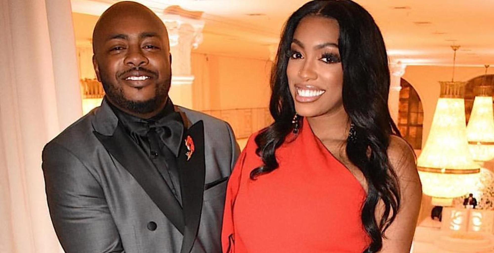 RHOA Recap: Porsha Williams Realizes That Dennis McKinley Has Been Texting His Ex Behind Her Back - Is He Cheating?